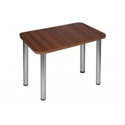 Stół Max 80x55cm - nogi satyna