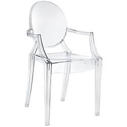 Krzesło Ghost - przezroczyste