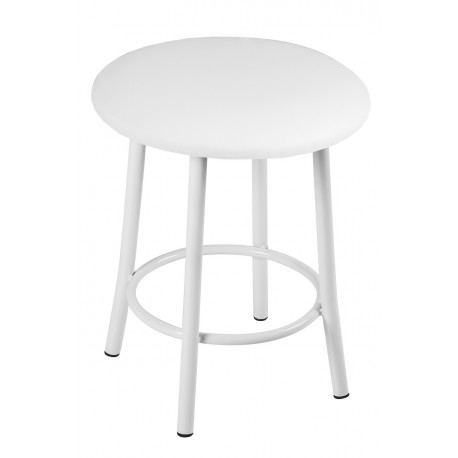 Taboret Solid WHITE