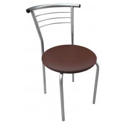 Krzesło Lorenzo Satyna