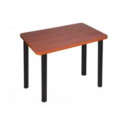 Stół Max 80x55cm - nogi czarne