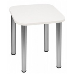 Stół Max 60x60cm - nogi satyna